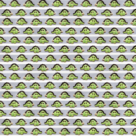 Dinosaurs fabric by incomparable on Spoonflower - custom fabric
