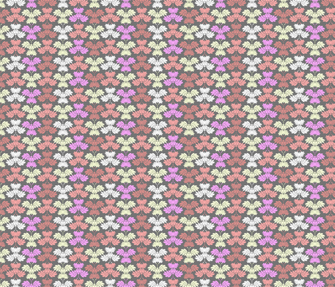 © 2011 Butterfly Roses fabric by glimmericks on Spoonflower - custom fabric
