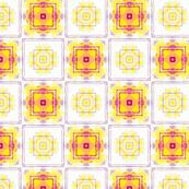 yellow tiles