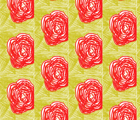 oliviashawaiirose fabric by spoonjan24 on Spoonflower - custom fabric