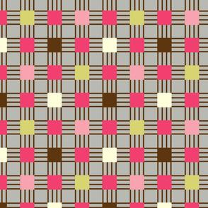 linear plaid