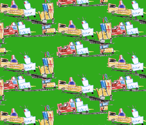 Emergency! fabric by isaac on Spoonflower - custom fabric