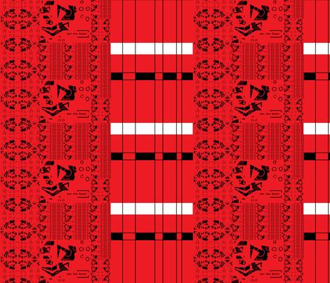 Onearmbandit18june201123white fabric by _vandecraats on Spoonflower - custom fabric