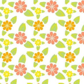 Minimalist Citrus Punch