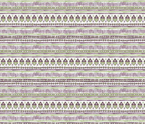 tribal fabric by evita on Spoonflower - custom fabric