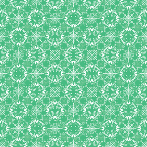 Mint Summer Sherbet fabric by strive on Spoonflower - custom fabric