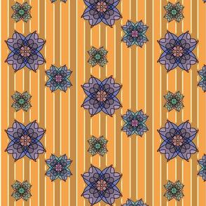 Three Flowers (Curry)