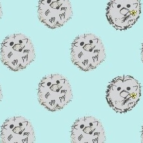 hedgehog-o-dots