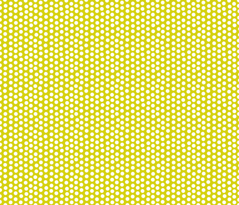 Mini Dots White Lime fabric by carinaenvoldsenharris on Spoonflower - custom fabric