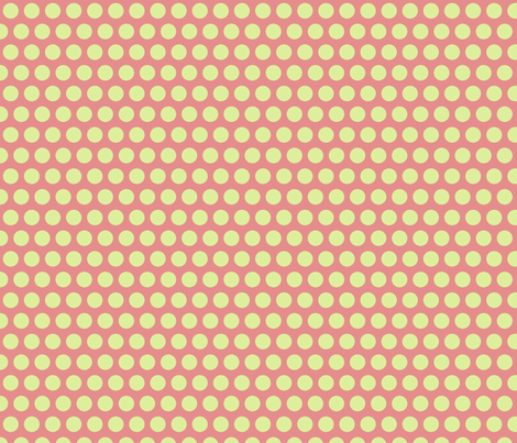 fun dot fabric by littlerhodydesign on Spoonflower - custom fabric