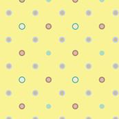 Pink n Blue Dots