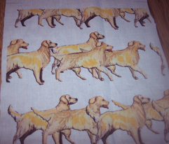 repeating_pattern_golden_retriever
