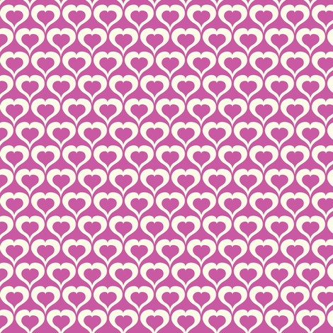 Love Is In The Air fabric by heatherdutton on Spoonflower - custom fabric