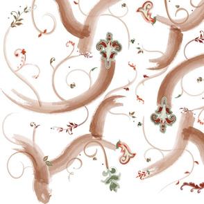 branch flourish