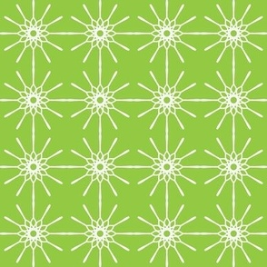 Line Art - Lime