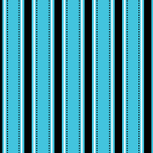 Blue/Black Stripes