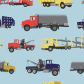 LaraGeorgine_Busy_Trucks