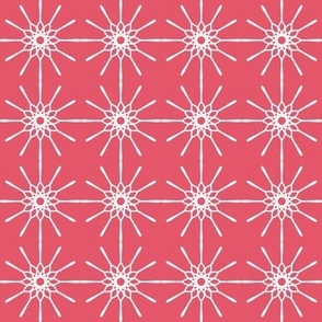 Line Art - Pink