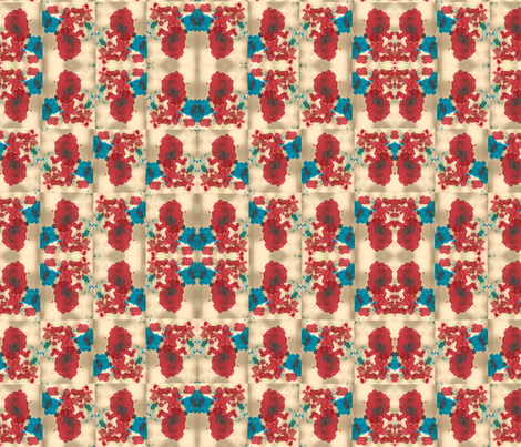 Hank's Blob fabric by anotherbanana on Spoonflower - custom fabric