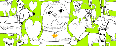My Favorite Dogs by Alayna Age 8