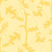 Rrchristmas_bells_and_golden_wattle_-_tonal_golds_1_rgb_-_by_rhonda_w_shop_thumb
