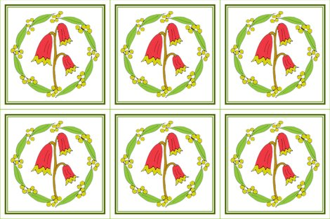 Rrrrfloral_rosette_panel_-_green_border_-_by_rhonda_w_shop_preview