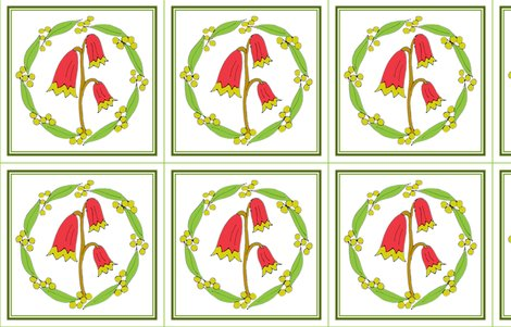 Rrrrrfloral_rosette_panel_-_green_border_-_by_rhonda_w_shop_preview