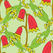 Rrrrrchristmas_bells_and_golden_wattle_-_green_dots_-_by_rhonda_w_shop_thumb