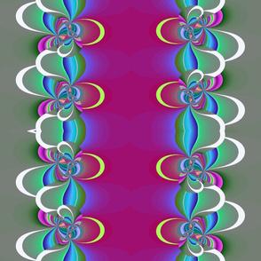 swirling strip fractal