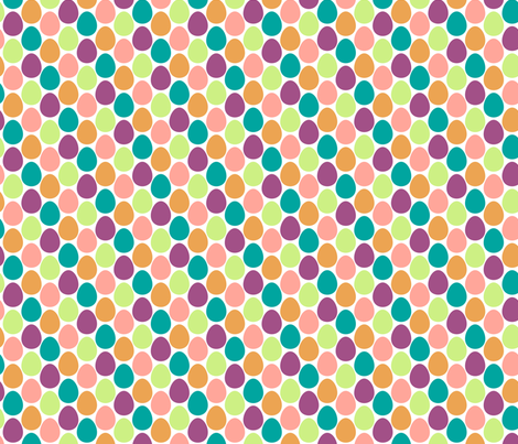 colorfuleggs fabric by mrshervi on Spoonflower - custom fabric