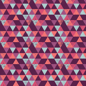 Triangles textured