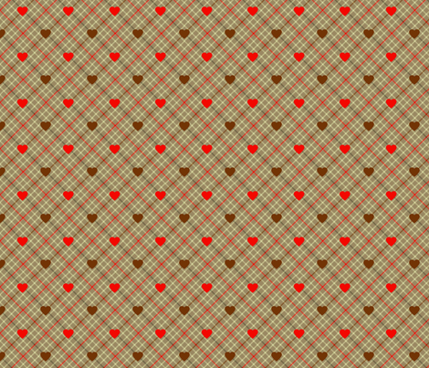 Sweetie extras 2 fabric by cjldesigns on Spoonflower - custom fabric