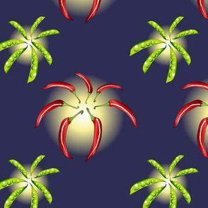 Veggie Fireworks
