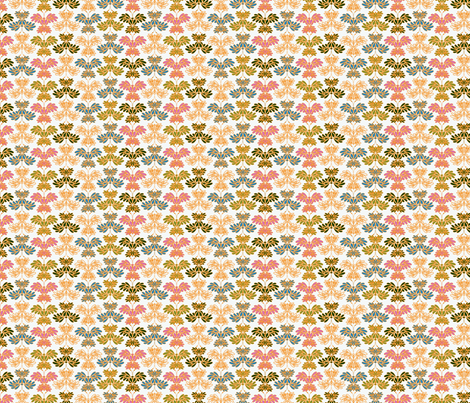 © 2011 Butterflums 01 small fabric by glimmericks on Spoonflower - custom fabric