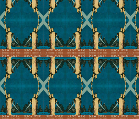VintageLiberty fabric by mbsmith on Spoonflower - custom fabric