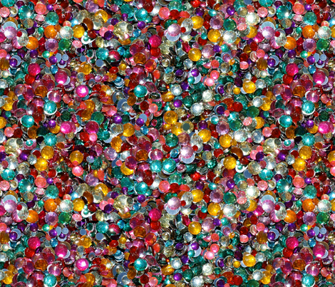 sparklefab fabric by hannafate on Spoonflower - custom fabric