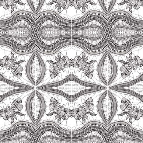 fractured fabric by gonerustic on Spoonflower - custom fabric