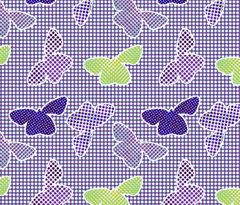 Rbutterflies_retro_halftone_cold_shop_preview