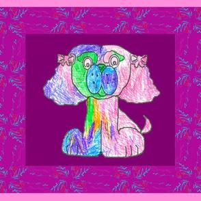BabyKanKharaArtColorPage2