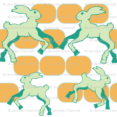 Horse Bunneh!