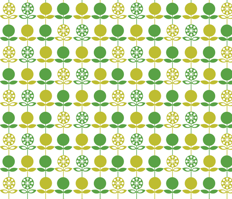Design Camp Bobbins fabric by designcamp on Spoonflower - custom fabric