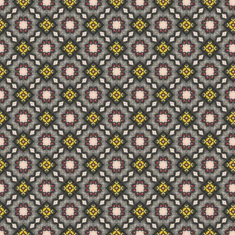 50s Vampire fabric by siya on Spoonflower - custom fabric