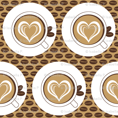 Lovin Milky Coffee