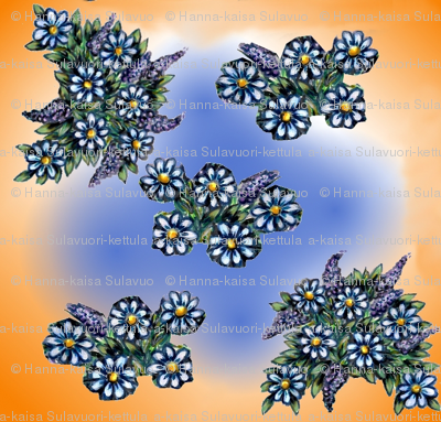 lupine_flowers_in_orange