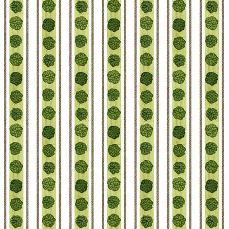 Hedgerow - Topiary Collection fabric by gollybard on Spoonflower - custom fabric