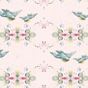 Wallpaper Birds