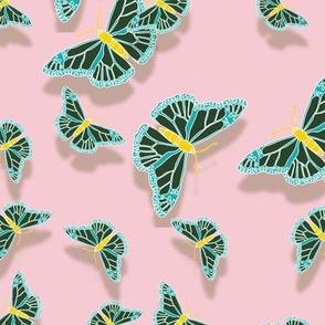 Butterfly Motif 3