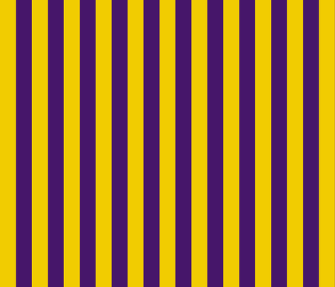 Purple-gold_Stripes fabric by writefullysew on Spoonflower - custom fabric