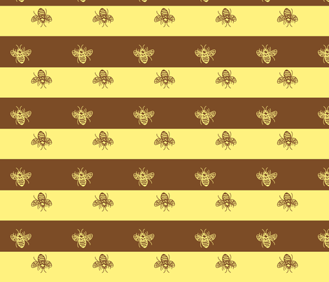 a little buzzed (mocha latte) fabric by fabricfarmer_by_jill_bull on Spoonflower - custom fabric