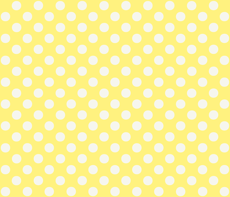 cream and sugar ©2011 Jill Bull fabric by palmrowprints on Spoonflower - custom fabric